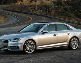 """Audi """"ruồng bỏ"""" hộp số sàn"""