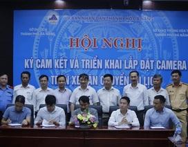 Đà Nẵng: Lữ hành cam kết lắp camera trên xe du lịch