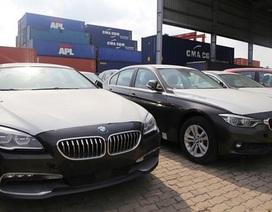 """Vẫn chưa rõ số phận của 133 chiếc BMW bị nghi """"buôn lậu"""""""
