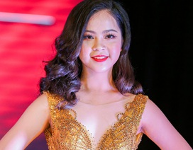 Tiết lộ bất ngờ về Hoa khôi Thanh lịch Nguyễn Hải Anh