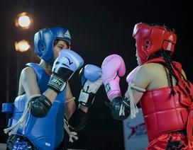 Yaya Trương Nhi khiến người xem nghẹt thở khi đấu Muay Thai với Kim Nhung