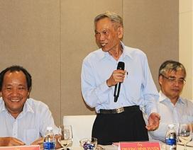 Ông Trương Đình Tuyển làm tổ trưởng tổ tư vấn kinh tế xã hội Nghệ An