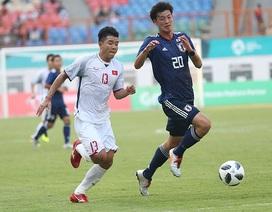 """Hà Đức Chinh: """"Mục tiêu của Olympic Việt Nam là vào chung kết Asiad"""""""