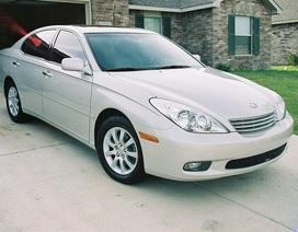 Toyota phải bồi thường 242 triệu USD cho một gia đình vì lỗi xe Lexus
