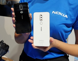 Nokia mang smartphone tai thỏ về Việt Nam, giá 6,59 triệu đồng