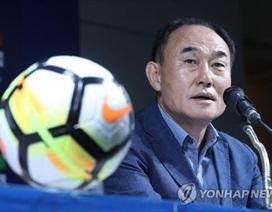 HLV Olympic Hàn Quốc ân hận vì thua Olympic Malaysia