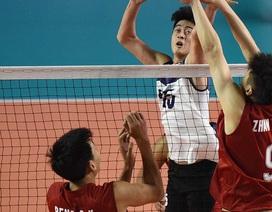 Báo Trung Quốc thất vọng sau thất bại trước bóng chuyền Việt Nam