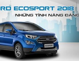 Ford EcoSport - Những giá trị khẳng định thương hiệu