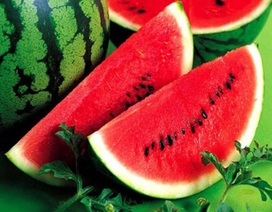 Sai lầm khi ăn dưa hấu mà đa số người Việt mắc phải