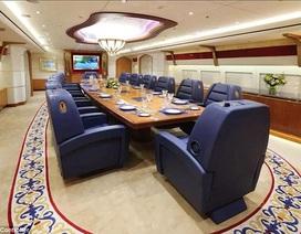 Bên trong chuyên cơ trị giá gần 640 triệu USD của Hoàng gia Qatar