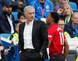 HLV Mourinho yêu cầu bán gấp Martial