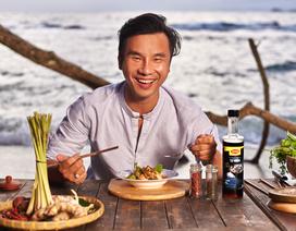 Đầu bếp Võ Hoàng Nhân và hành trình tới Phú Quốc tìm nguồn cảm hứng nấu nướng