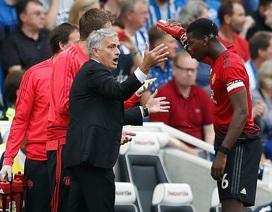 """MU gây thất vọng: Mourinho dần """"tàn lụi""""?"""