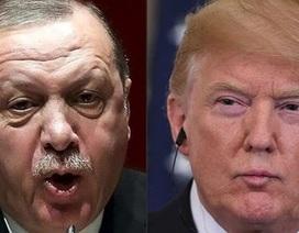 Liệu Thổ Nhĩ Kỳ có rời NATO sau các lệnh trừng phạt của Mỹ?