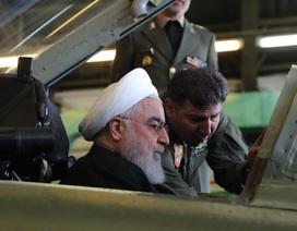 Tổng thống Iran: Mỹ không dám tấn công Iran