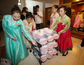 Bữa cơm đầu tiên của các gia đình ly tán trong lịch sử đoàn tụ gia đình Hàn - Triều
