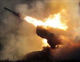 Uy lực dàn vũ khí hiện đại tại triển lãm quân sự của Nga