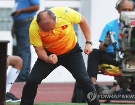 Báo Hàn Quốc tin HLV Park Hang Seo sẽ làm nên lịch sử