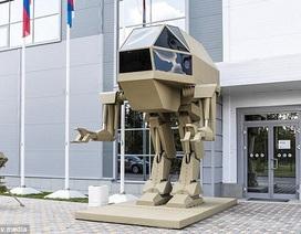 """Robot chiến đấu đi bằng 2 chân """"khủng"""" của Nga"""