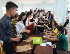 Trường có tỷ lệ nhập học cao nhất ĐH Huế tất bật đón tân SV