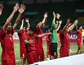 Giành vé vào tứ kết Asiad, Olympic Việt Nam được thưởng hơn 1 tỷ đồng
