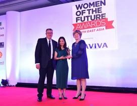 """Aviva tài trợ chính giải thưởng  """"Phụ nữ tương lai khu vực Đông Nam Á"""""""