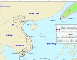 Ảnh hưởng áp thấp nhiệt đới, Bắc Biển Đông mưa giông mạnh