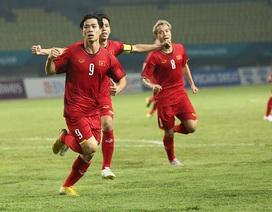 Báo châu Á ngợi ca Công Phượng sau chiến thắng của Olympic Việt Nam
