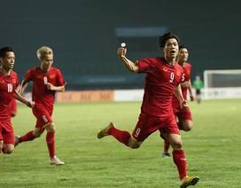 """Công Phượng: """"Olympic Việt Nam đã làm được điều gì đó cho đất nước"""""""