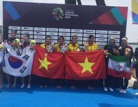 """Trưởng đoàn Trần Đức Phấn: """"Tấm HCV Rowing đã thay đổi cục diện của đoàn Việt Nam"""""""
