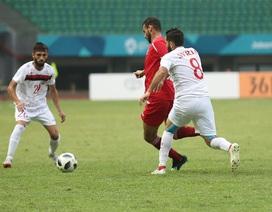 Nhận diện sức mạnh của Olympic Syria