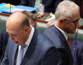"""Chính trường Úc """"đại chiến"""""""