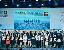 5 hãng công nghệ, viễn thông lớn lọt top 40 thương hiệu hàng đầu Việt Nam