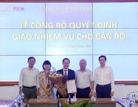MobiFone có người phụ trách vị trí Tổng giám đốc thay ông Cao Duy Hải