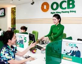 OCB được MOODY'S tăng mức tín nhiệm đối tác lên B1
