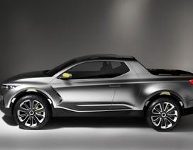 Xe bán tải Hyundai Santa Cruz có thể chốt giá dưới 19.000 USD