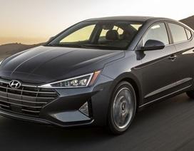 Hyundai nâng cấp Elantra, thêm nhiều trang bị