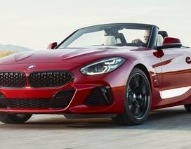BMW chính thức giới thiệu Z4 thế hệ mới