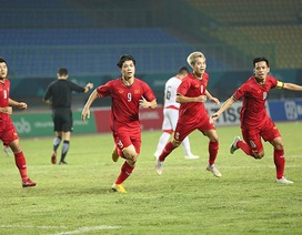 Trao thưởng 1 tỷ đồng cho đội tuyển Olympic Việt Nam nếu giành HCV Asiad