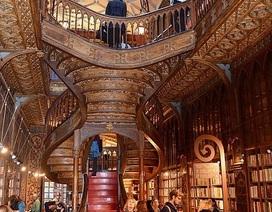 Những cửa hàng sách khiến ai cũng mê mẩn