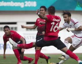 Olympic Indonesia 2-2 Olympic UAE (penalty 3-4): Chủ nhà dừng bước