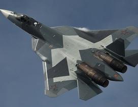 Máy bay chiến đấu tàng hình thế hệ 5 của Nga sẽ có trí tuệ nhân tạo
