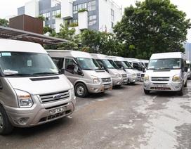 Chi phí nuôi xe 16 chỗ vận tải du lịch chiếm bao nhiêu phần trăm doanh thu?