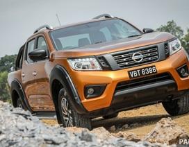 Nissan Navara thêm phiên bản cao cấp VL Plus, chốt giá 29.300 USD