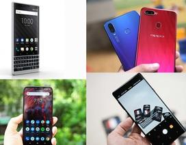 Loạt smartphone mới vừa tung ra thị trường tại Việt Nam