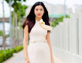 """Á hậu Thuý Vân: """"Nếu yêu một người mà ba mẹ không đồng ý, tôi sẽ chia tay ngay"""""""
