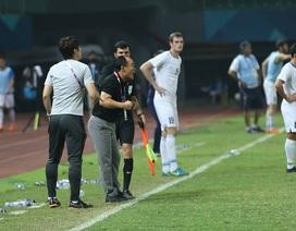 """HLV Olympic Hàn Quốc: """"Gặp Việt Nam hay Syria đều như nhau"""""""