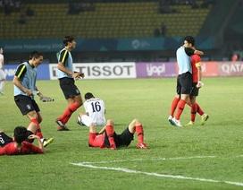 HLV Olympic Uzbekistan đau đớn vì thua Hàn Quốc ở phút chót