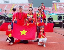 Hải Phòng sẵn sàng cho trận đấu giữa Olympic Việt Nam và Syria
