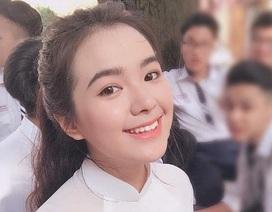 Vẻ đẹp của nữ sinh mang ba dòng máu Việt - Trung - Thái